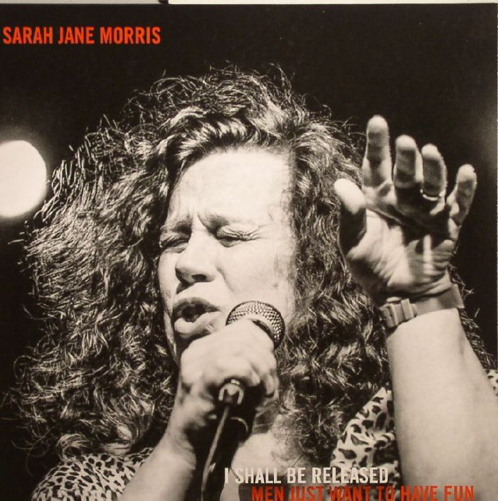MORRIS, Sarah Jane - I Shall Be Released (Record Store Day 2015)