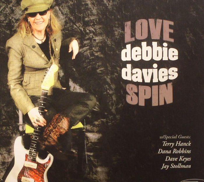 DAVIES, Debbie - Love Spin