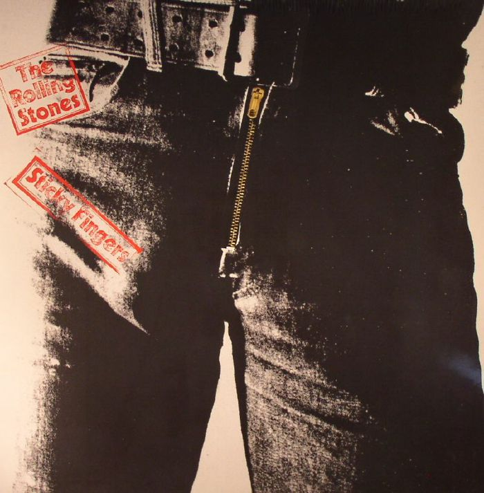 The ROLLING STONES Sticky Fingers (remastered) vinyl at Juno