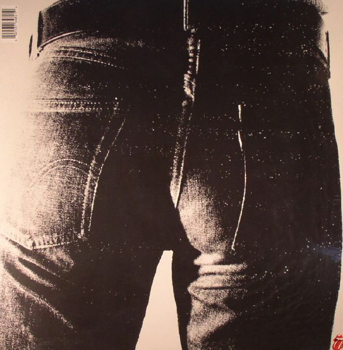 The Rolling Stones Sticky Fingers Remastered Vinyl At