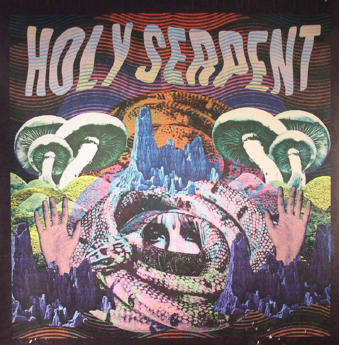 HOLY SERPENT - Holy Serpent