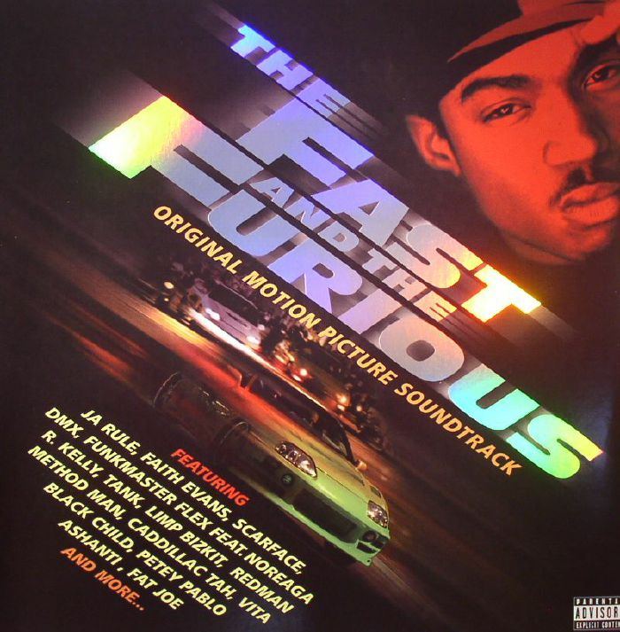 VARIOUS - The Fast & The Furious (Soundtrack)