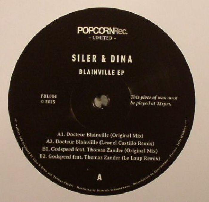 SILER & DIMA - Blainville EP