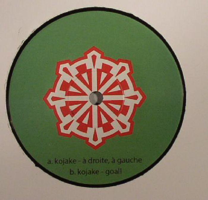 KOJAKE - A Droite A Gauche