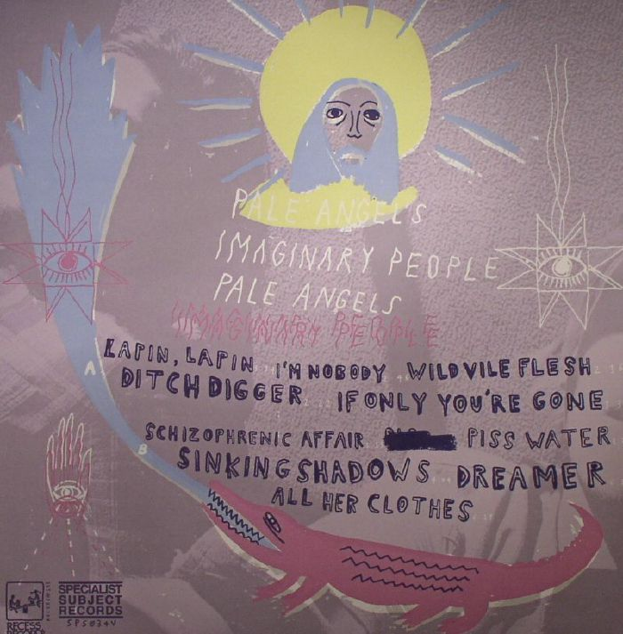PALE ANGELS - Imaginary People