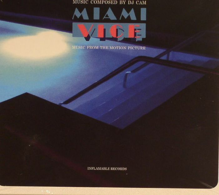 Dj Cam Miami Vice Soundtrack Vinyl At Juno Records