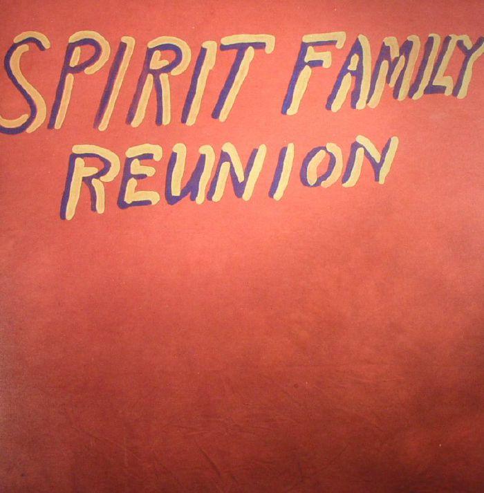 SPIRIT FAMILY REUNION - Hands Together