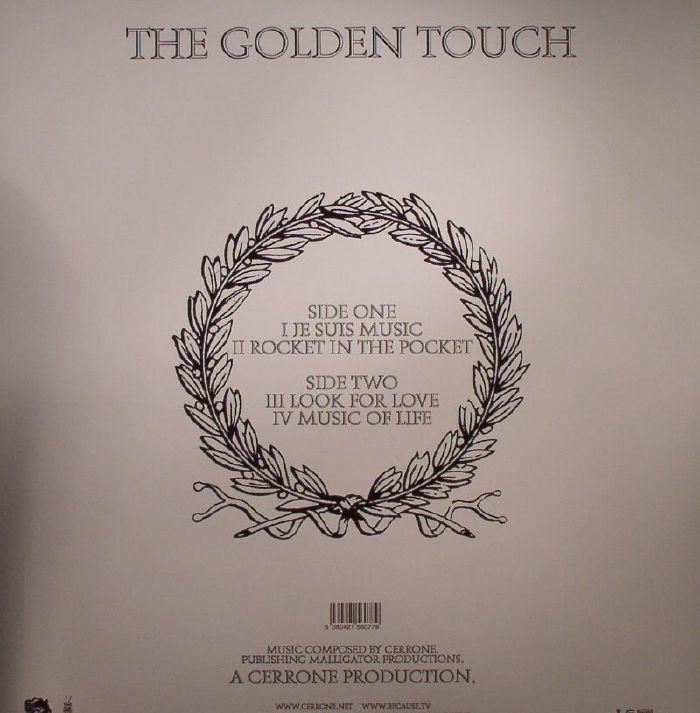CERRONE - Cerrone IV: The Golden Touch (remastered)