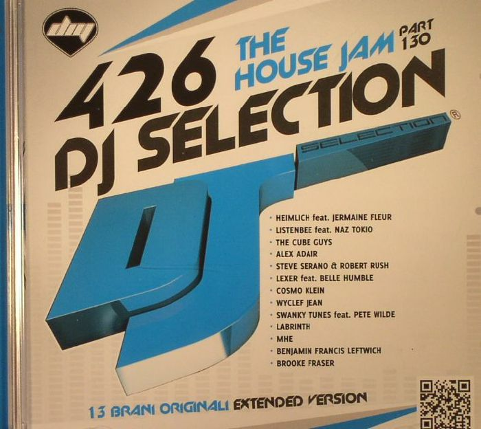 VARIOUS - DJ Selection 426: The House Jam Vol 130