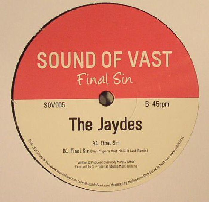JAYDES, The - Final Sin