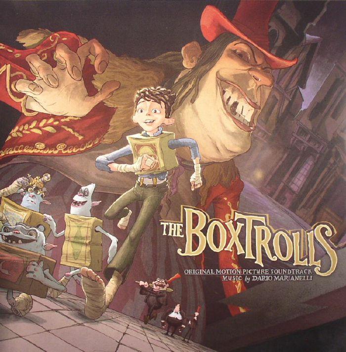 MARIANELLI, Dario - The Boxtrolls (Soundtrack)