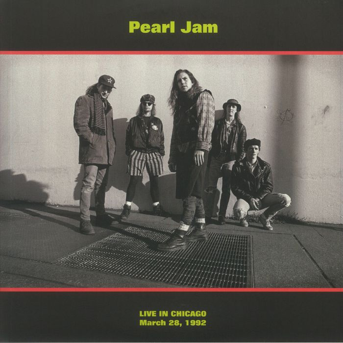 PEARL JAM Live In Chicago March 28 1992 vinyl at Juno Records.