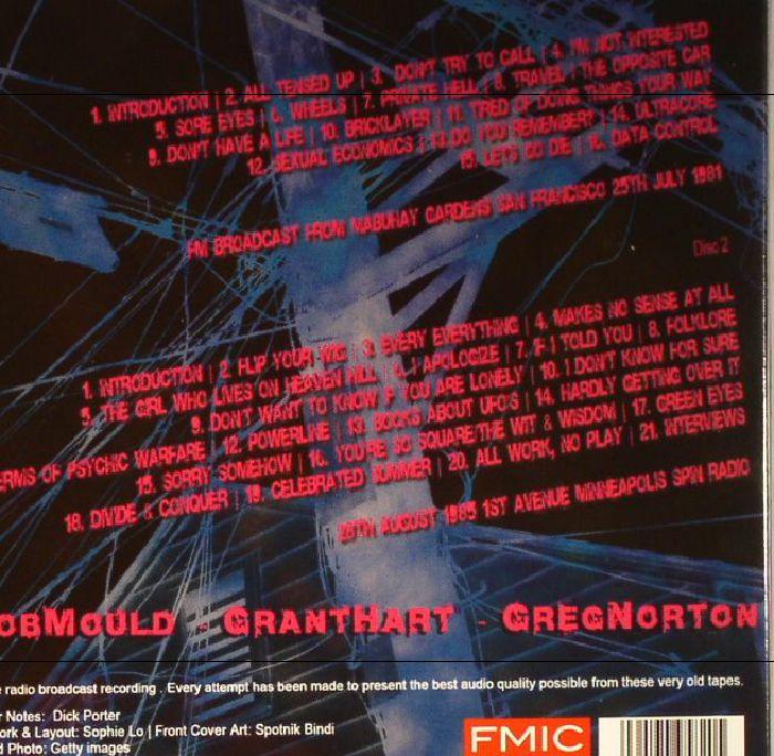 HUSKER DU - Do You Remember Radio? (remastered)