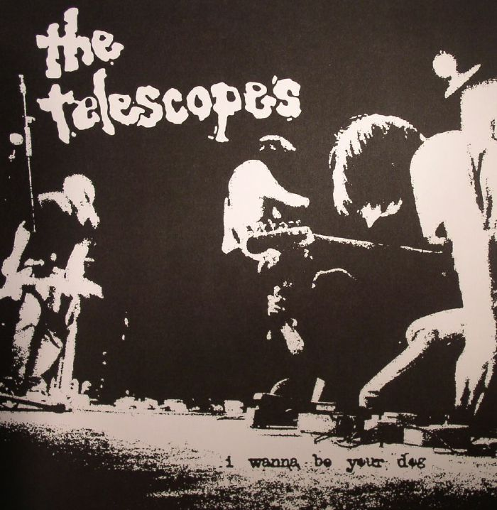 A PLACE TO BURY STRANGERS/THE TELESCOPES - Down The Stairs