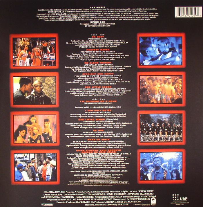 School Daze (1988) - Soundtracks - IMDb