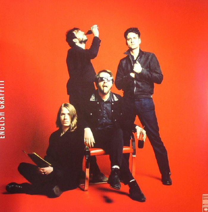 The Vaccines English Graffiti Vinyl At Juno Records
