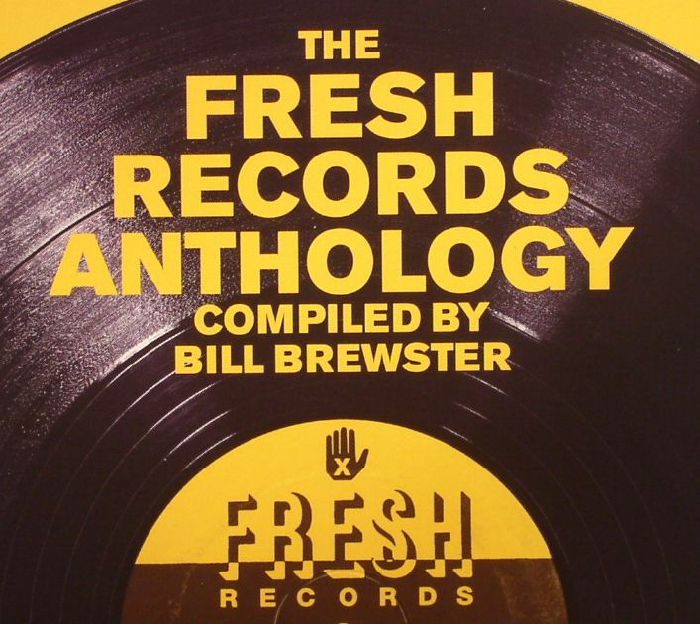 BREWSTER, Bill/VARIOUS - The Fresh Records Anthology