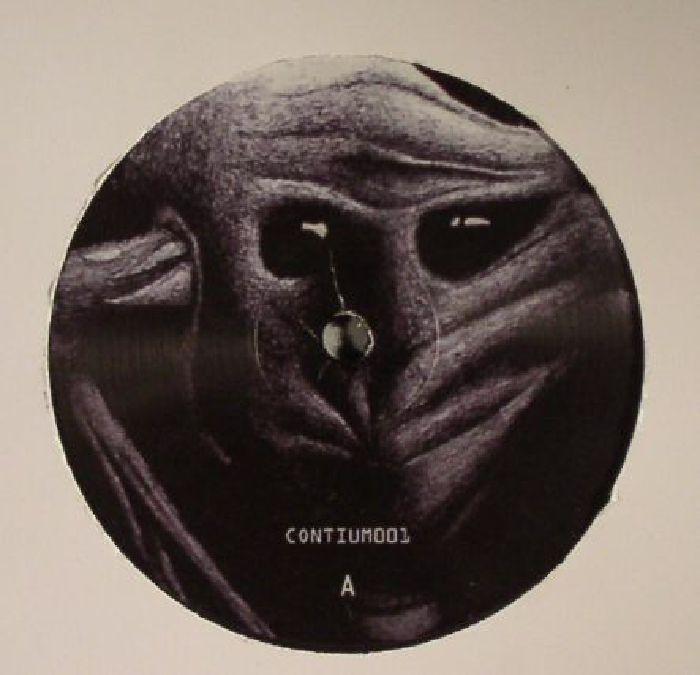 CONTIUM - Aeromagnetic Wave EP
