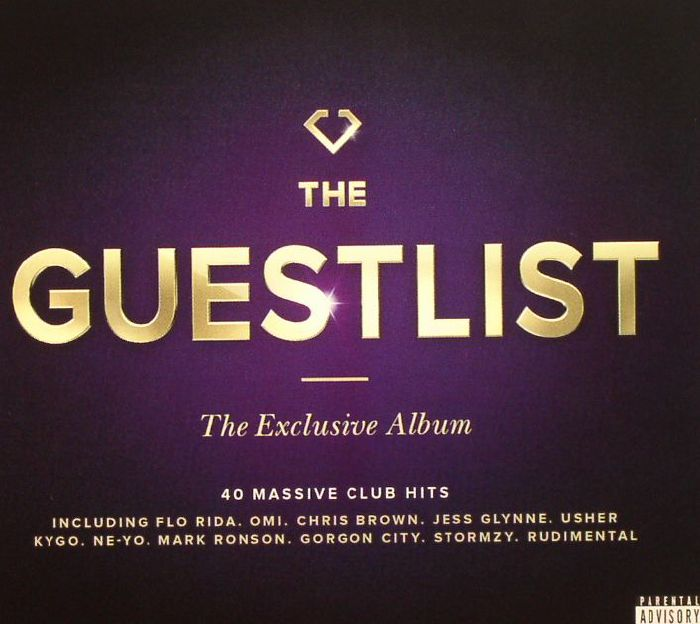 VARIOUS - The Guestlist
