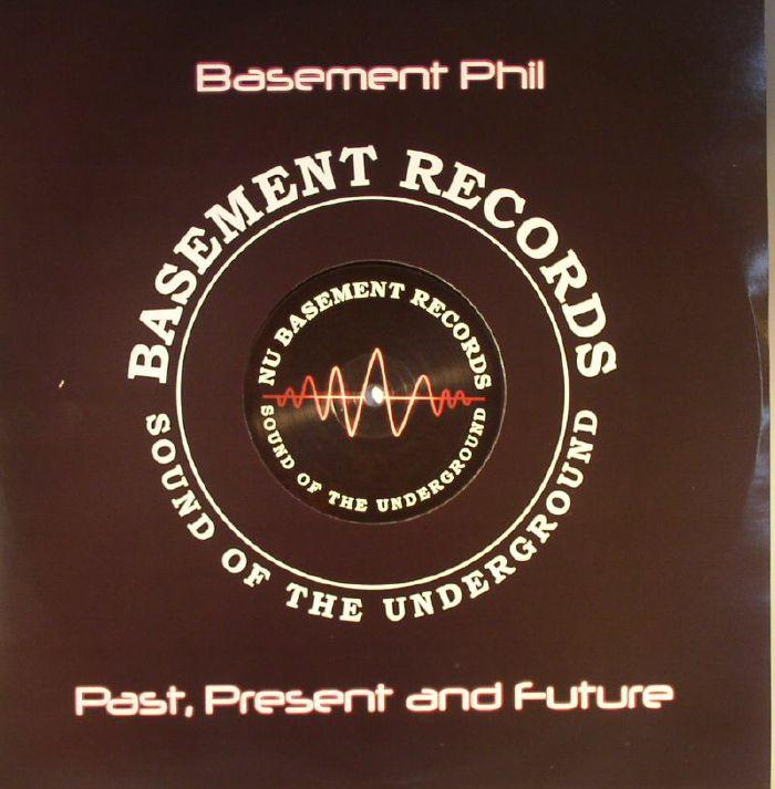 BASEMENT PHIL - Past Present & Future EP 7