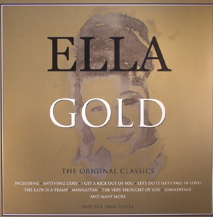 Ella Fitzgerald Gold The Original Classics Vinyl At Juno