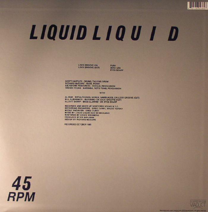 LIQUID LIQUID - Successive Reflexes