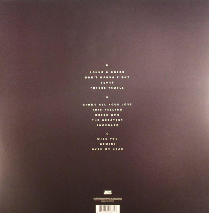 Alabama Shakes Sound Amp Color Vinyl At Juno Records