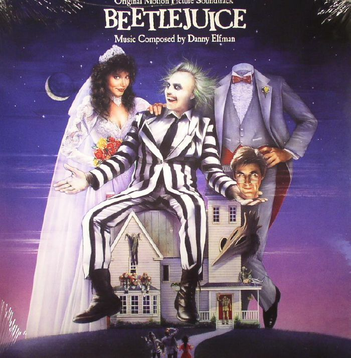 Danny ELFMAN Beetlejuice (Soundtrack) Vinyl At Juno Records