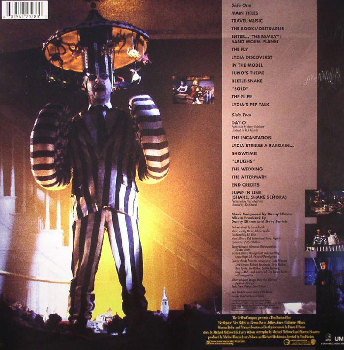ELFMAN, Danny - Beetlejuice (Soundtrack)