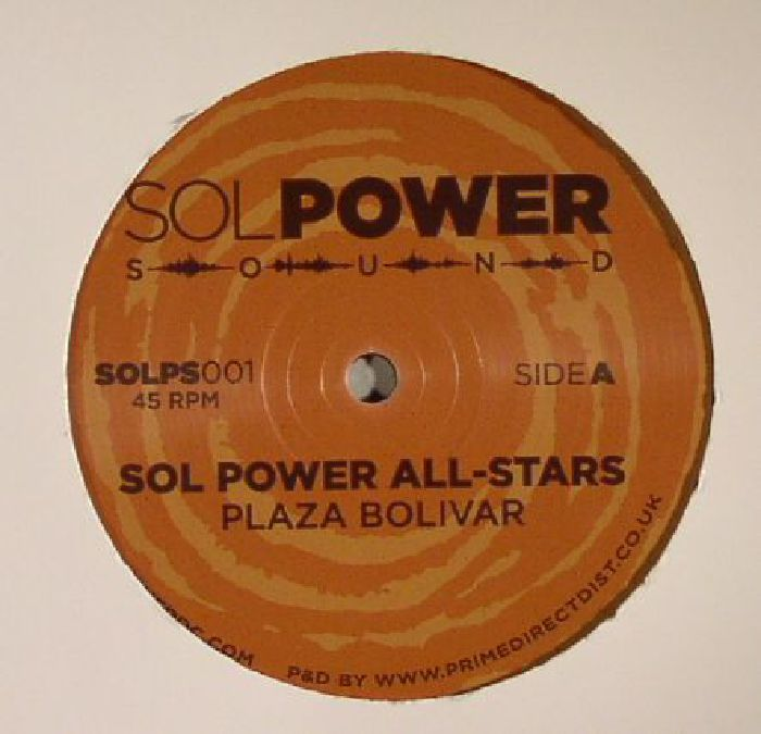 SOL POWER ALL STARS - Plaza Bolivar