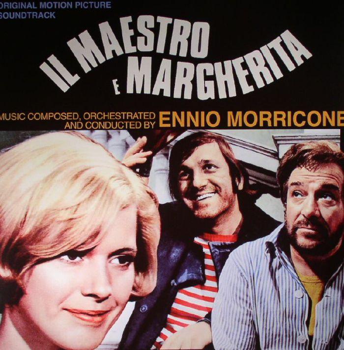 MORRICONE, Ennio - Il Maestro E Margherita (Soundtrack)