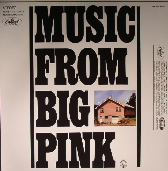 BAND, The - Music From The Big Pink