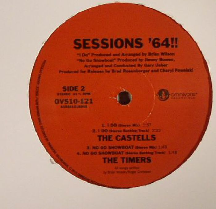 HONEYS, The/THE CASTELLS/THE TIMERS - Session 64 (Record Store Day 2015)