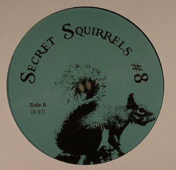 SECRET SQUIRREL - Secret Squirrels #8