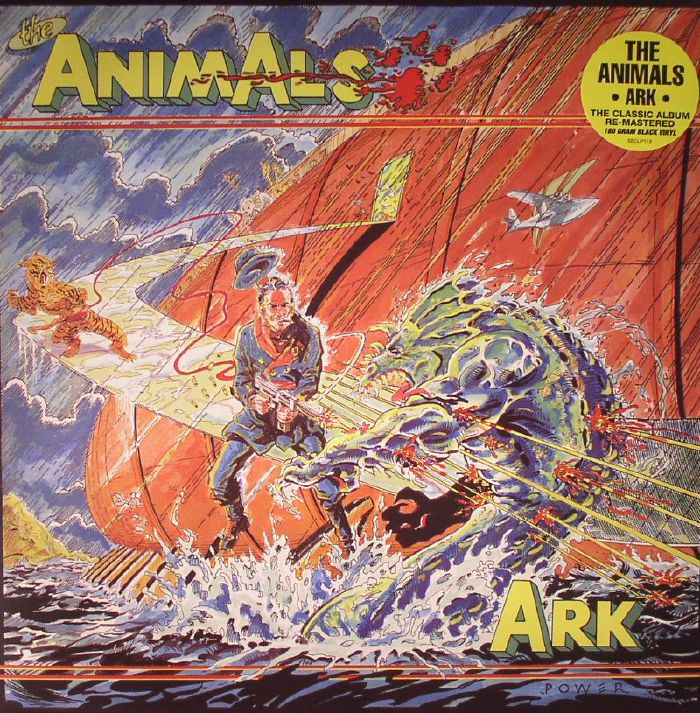 ANIMALS, The - Ark (remastered)