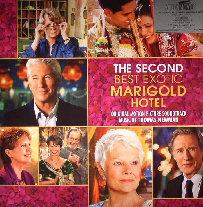 The Best Second Marigold Hotel Soundtrack