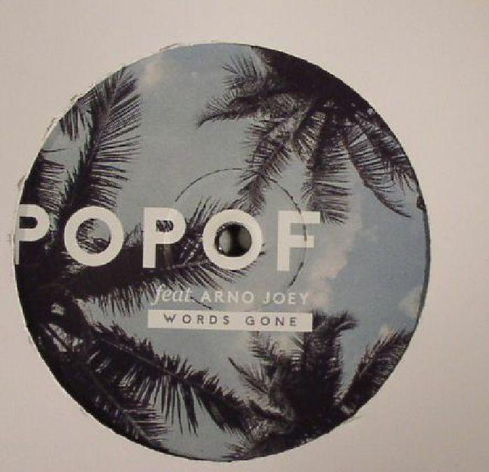 POPOF feat ARNO JOEY - Words Gone