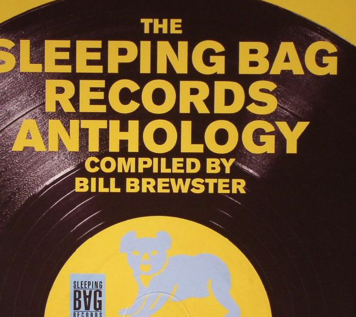 BREWSTER, Bill/VARIOUS - The Sleeping Bag Records Anthology