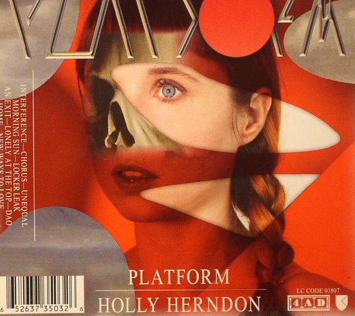HERNDON, Holly - Platform
