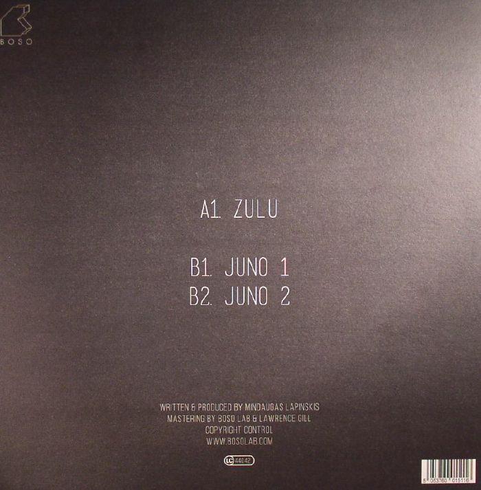 GARDENS OF GOD - Zulu EP