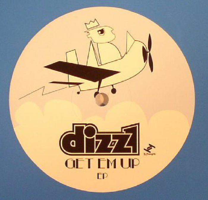 DIZZ1 - Get Em Up EP