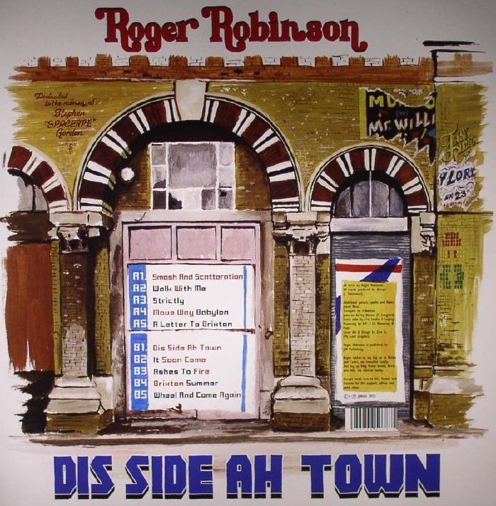ROBINSON, Roger - Dis Side Ah Town