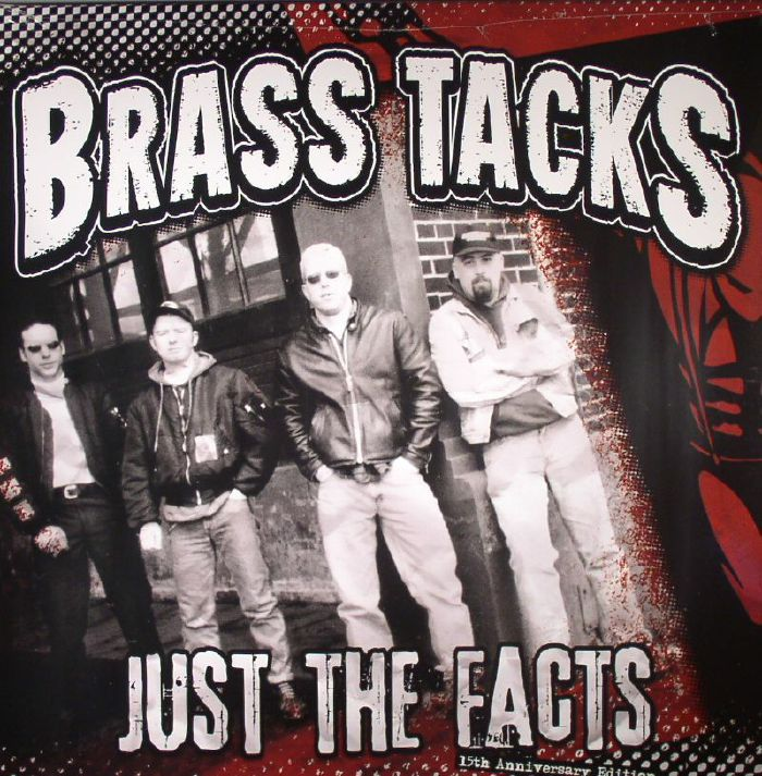 BRASS TACKS - Just The Facts (15th Anniversary Edition)