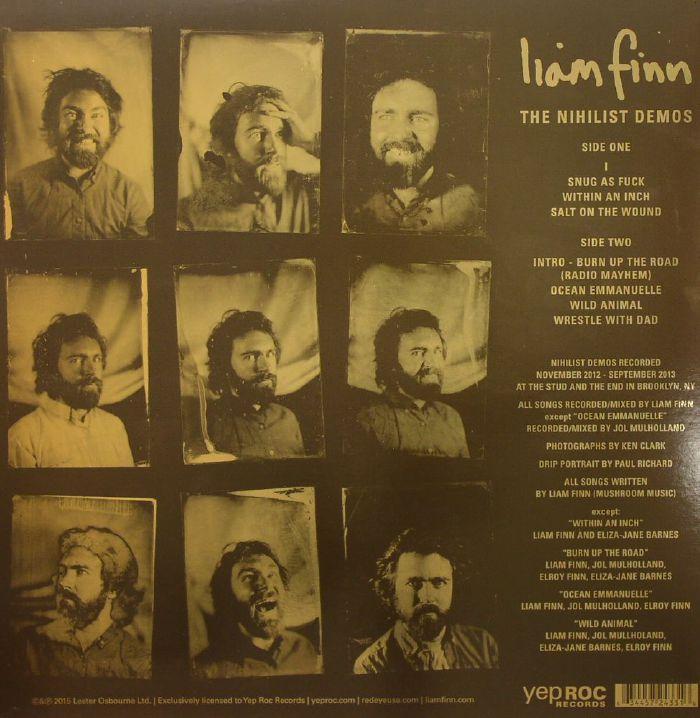 FINN, Liam - The Nihilist Demos (Record Store Day 2015)