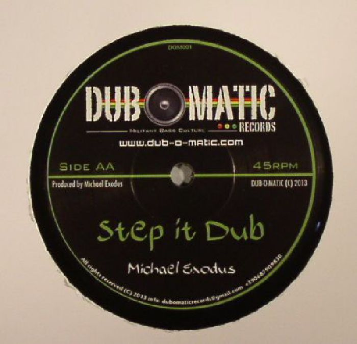 MICHAEL EXODUS - Step It Up