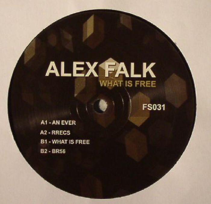 FALK, Alex - What Is Free