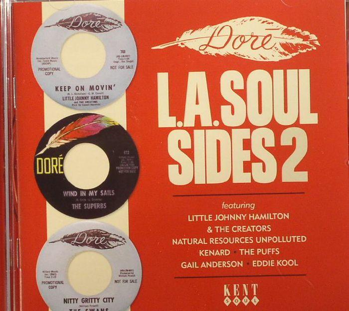 VARIOUS - LA Soul Sides 2
