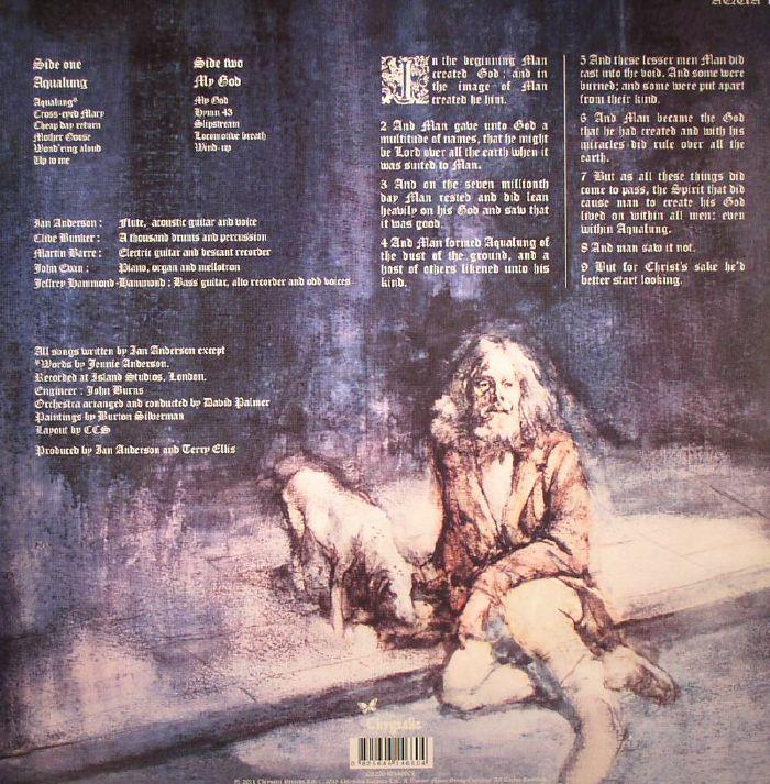 Jethro Tull Aqualung Vinyl At Juno Records