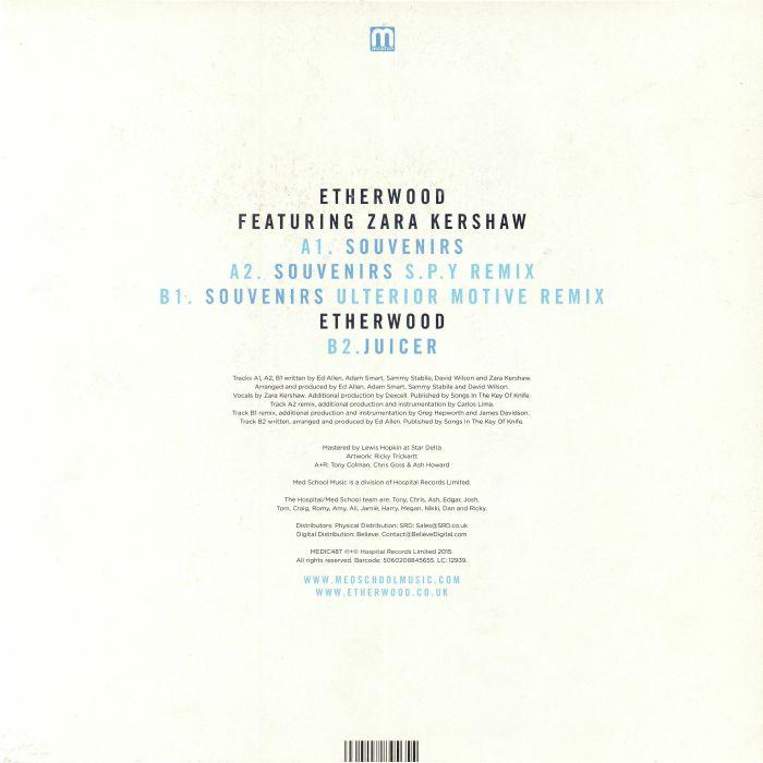 ETHERWOOD feat ZARA KERSHAW - Souvenirs