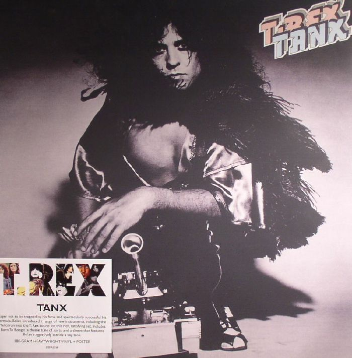 T Rex Tanx Vinyl At Juno Records